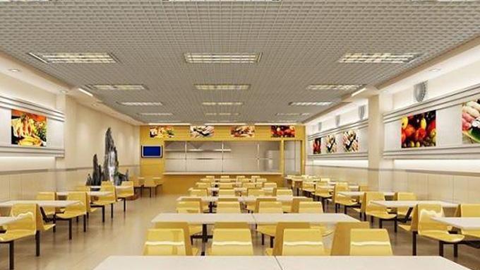 东安:投入2500万元 完成60所学校标准化食堂创建