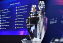 欧冠16强抽签:皇马对决曼城 利物浦PK马竞