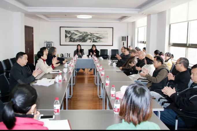 湖南省画院、湖南省美术家协会人事调整