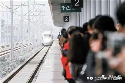 高铁岳阳东站将全面推行电子客票