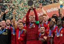 世俱杯:利物浦1-0弗拉门戈首夺冠 菲尔米诺加时制胜