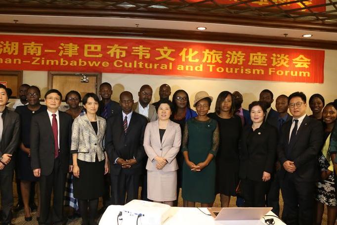 Zimbabwe, China