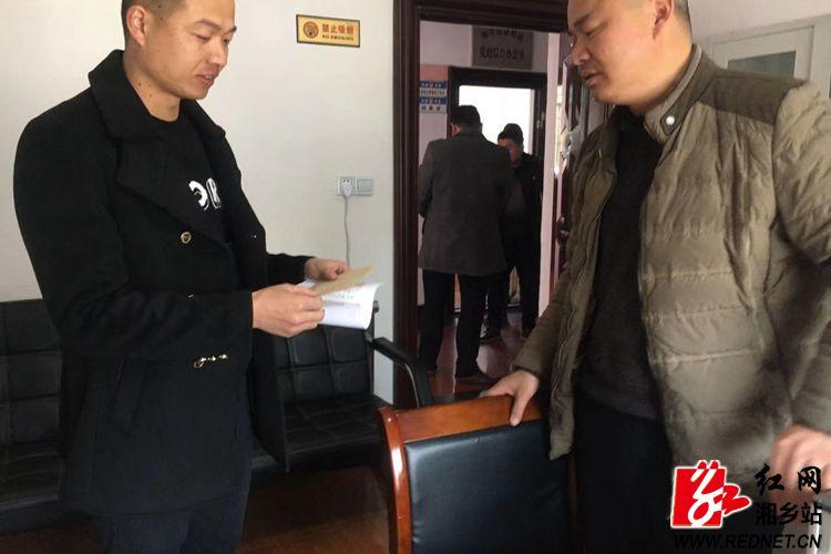 泉塘镇:看望慰问现役军人