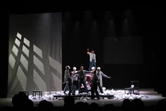 谢雨:戏剧构作模式下的小剧场版《沧浪之水》
