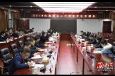 怀化市考核组对麻阳县2019年度重点工作进行绩效评估验收