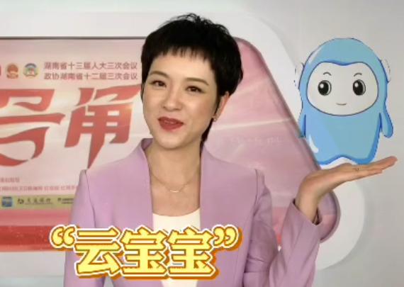 """两会""""婧""""行时丨湖南省政协有个神奇的宝宝,您知道吗?"""