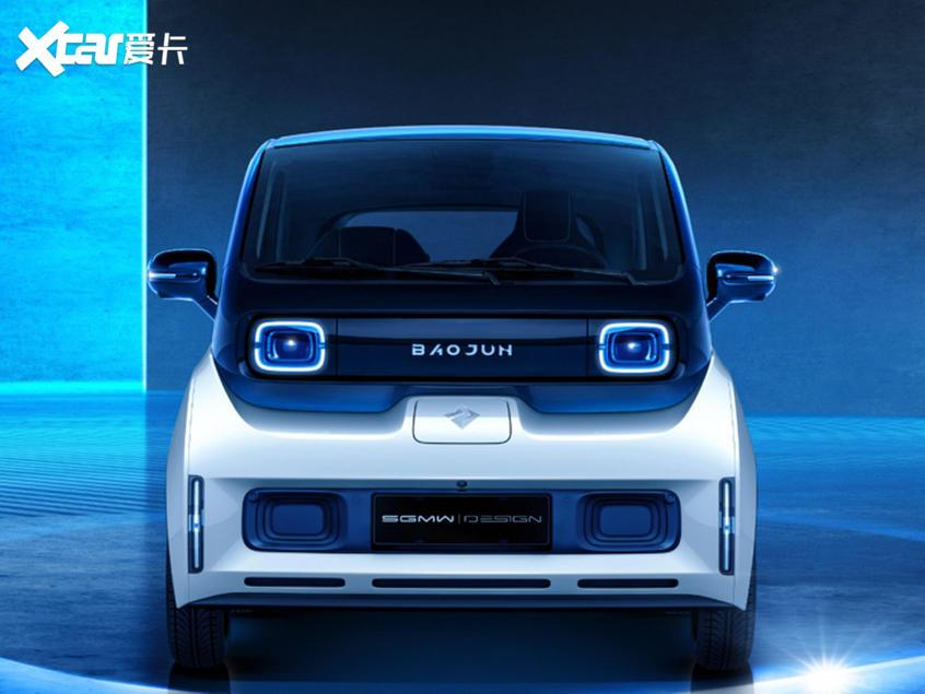新宝骏E300将今晚亮相 定位微型电动车