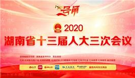 专题丨湖南省第十三届人民代表大会第三次会议