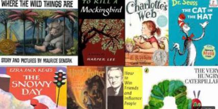 纽约公共图书馆被借阅最多的十本书