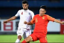 U23亚洲杯:国奥0-1负伊朗遭3连败 创历史最差战绩