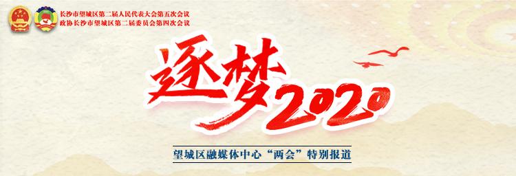 """逐梦2020 望城区融媒体中心""""两会""""特别报道"""