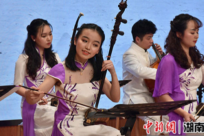 2020 New Year Chinese Folk Music Appreciation Concert Held