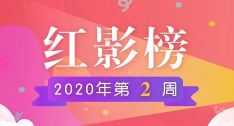 红影榜·2020第2周 | 纪录片《鹭世界》为本周票房黑马
