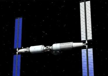 中国空间站在轨建造任务即将拉开序幕 空间站核心舱可支持3名航天员在轨驻留