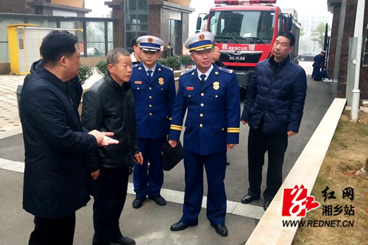 """消防救援大队:联合多部门开展打通""""生命通道""""专项行动"""