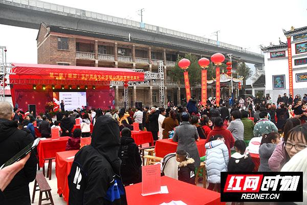 新邵筱筀村:企業回報家鄉公德滋潤心靈