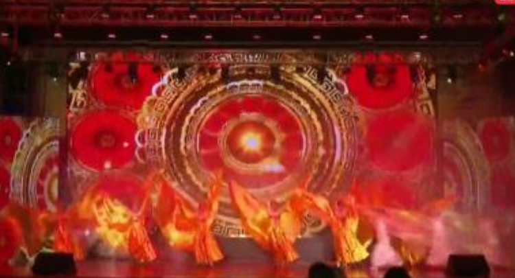 新田县2020年春节联欢晚会