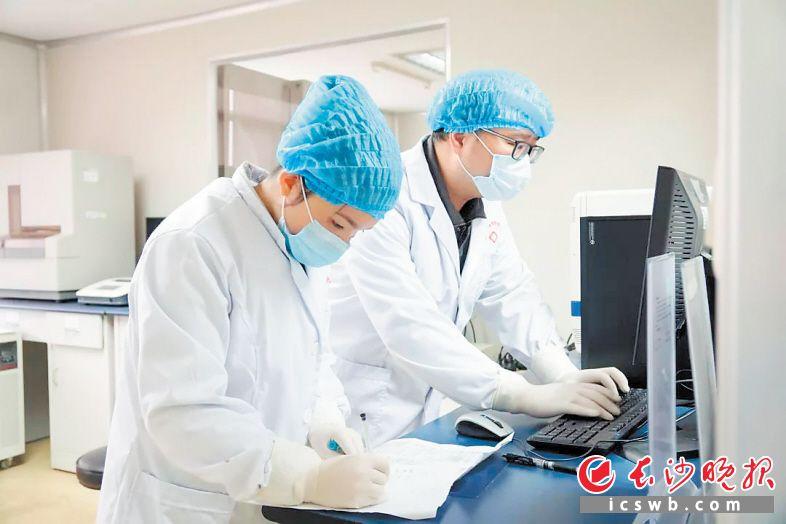 ↓省疾病预防控制中心微生物检验科
