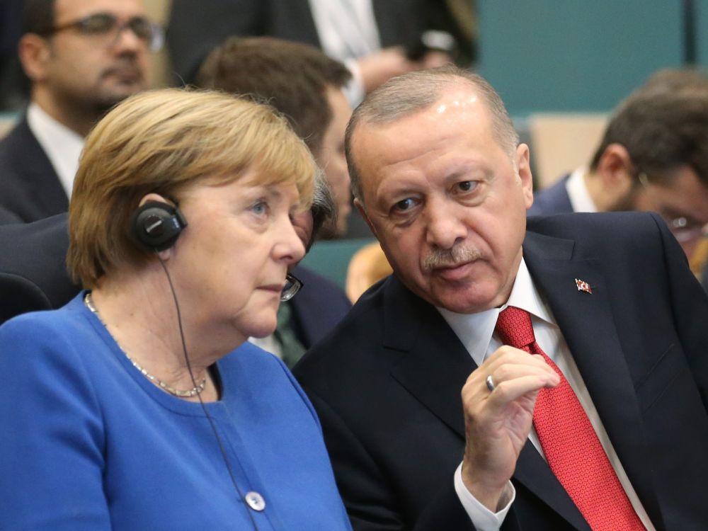 埃尔多安警告利比亚乱局恐外溢