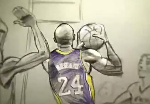 缅怀科比丨回顾科比配音的《亲爱的篮球》 曾获奥斯卡最佳动画短片奖