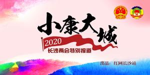 专题 | 小康大城——2020长沙两会特别报道