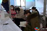 湘乡融媒记者实地探访白水塘传染病区的医护人员