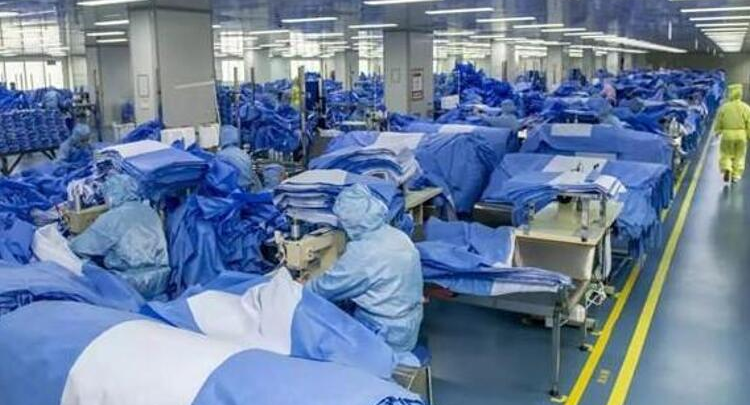 战疫情·复工复产 帮助企业复工 保生产保安全提振信心