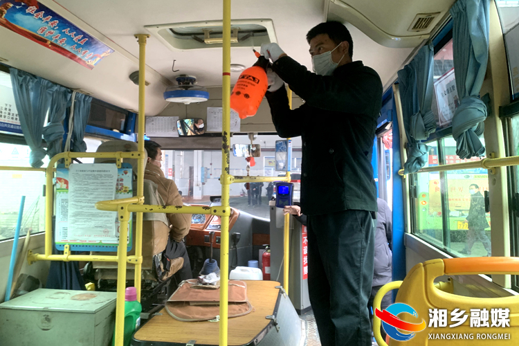 【防控疫情 我们在一起】全市10条城市公交车线路恢复运营