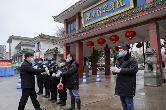 """暖心!湖南科技学院为防""""疫""""一线人员送汤圆"""