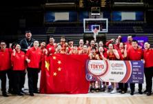 2分险胜西班牙!中国女篮提前晋级2020东京奥运会