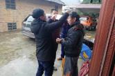 省侨联扶贫干部奋战疫情防控第一线