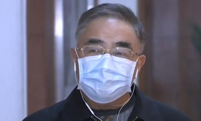 专访中央指导组专家组成员中国工程院院士张伯礼 中医在轻症不转为重症方面有有效方法