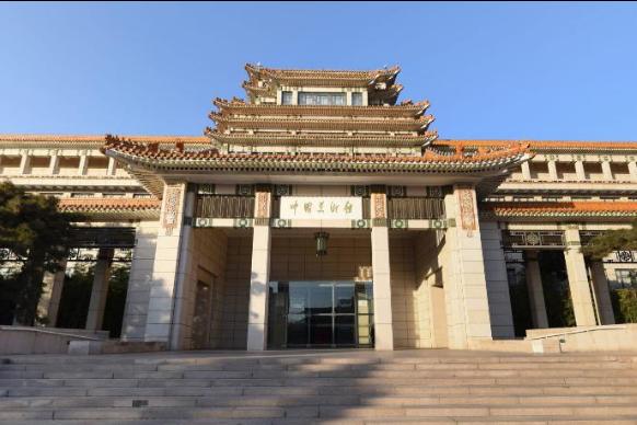 第十三届全国美术作品展览暨第三届中国美术奖白大师、进京作品展