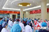 硬核庆三八 长沙生殖医学医院献血助力抗击疫情