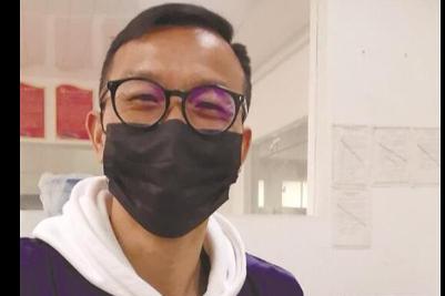 湘西第一只N95口罩诞生记