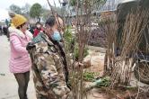 南岳区:抗疫时期帮扶责任人与贫困户共渡难关