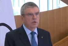瑞士 新冠肺炎疫情 巴赫:全力支持东京奥运会如期举办
