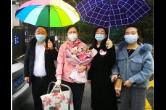 省侨联志愿服务队走访慰问抗疫一线医护人员家属