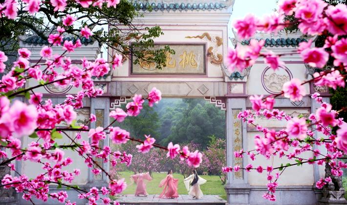 一声湖南,唤醒你 丨桃花源里 中国常德