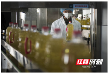 Yihai Kerry (Yueyang) : full load production guard food safety