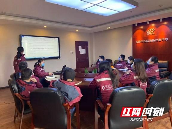 长沙多部门联合拍摄学校复学防疫示教片