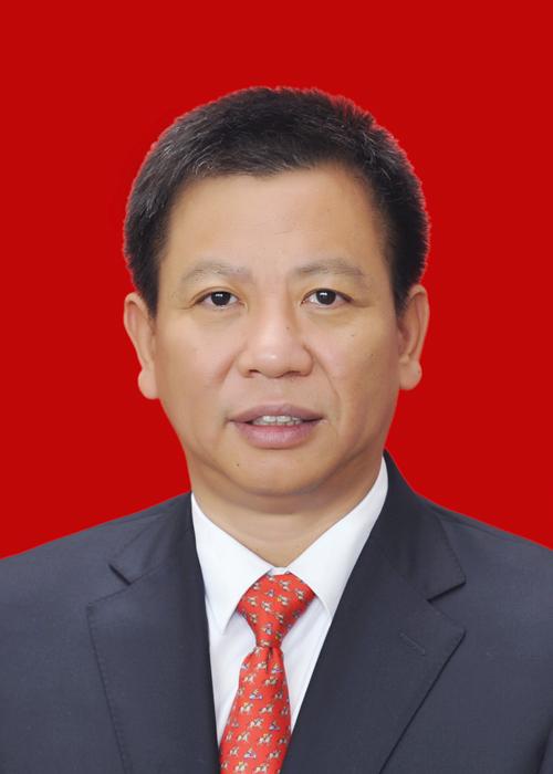 县委书记  彭生智