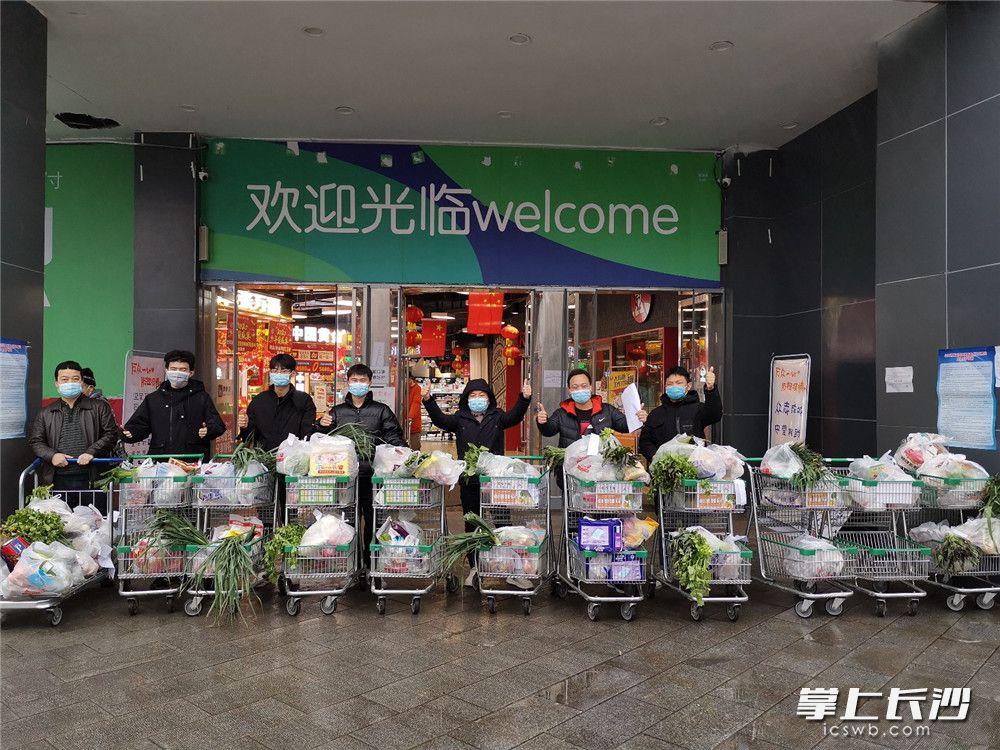 步步高超市到家业务快速增长。