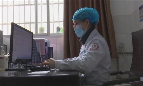 【复工复产奔小康】医卫科技特派员 助力基层疫情防控