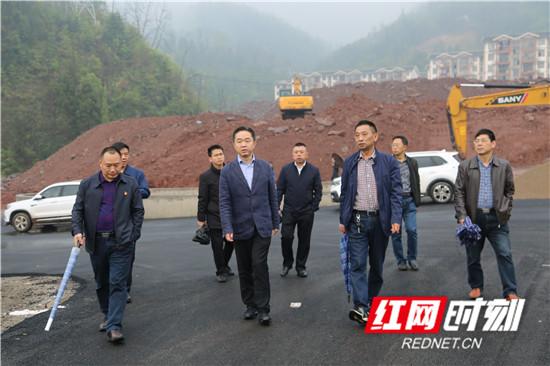 刘卫兵:积极推动项目建设 助推经济高质量发展