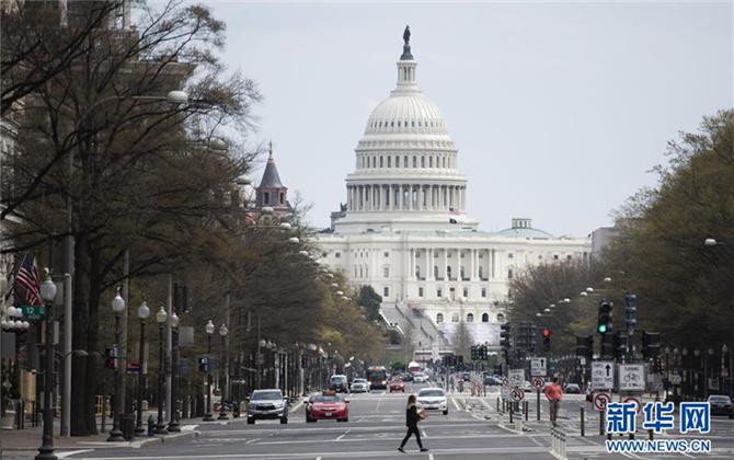 美眾議院通過2萬億美元財政刺激計劃