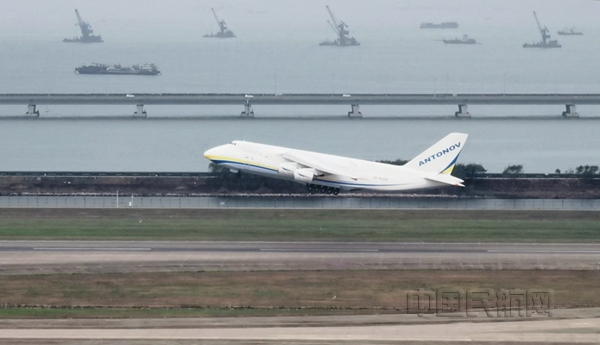长沙开通直飞欧洲临时全货机航线
