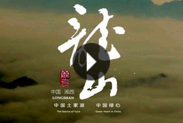 龙山城市形象宣传片