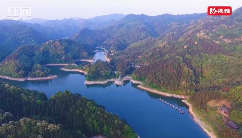 """怀化靖州:""""五一""""乡村游 这个地方值得一去"""