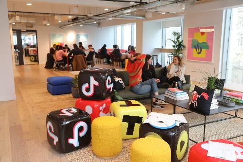 字节跳动低调在伦敦设立欧洲业务中心